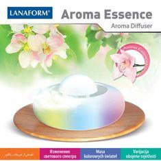 Lanaform Osvežilec zraka s svetlobno in aroma terapijo Aroma Essence