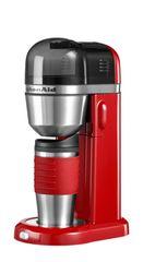 KitchenAid kavni aparat 5KCM0402EER, rdeč