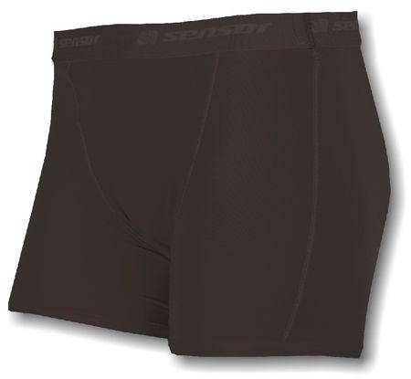 Sensor Coolmax Fresh dámske nohavičky, čierna M