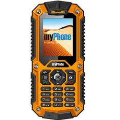 myPhone HaMMER, oranžový  - rozbaleno
