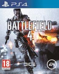 EA Games Battlefield 4 (PS4)