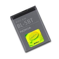 Nokia Originální baterie BL-5BT, Li-ion 870 mAh, Nokia 2600c