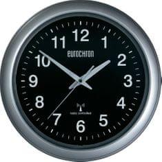 Eurochron Analógové nástenné DCF hodiny EFWU 4601