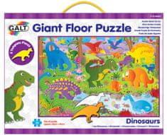 GALT Veľké podlahové puzzle - dinosaury