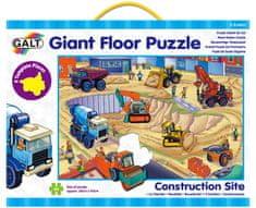 Galt Építkezés Szőnyeg puzzle, 30 db