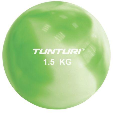 Tunturi Yoga Fitness Ball 1,5 kg - zánovní