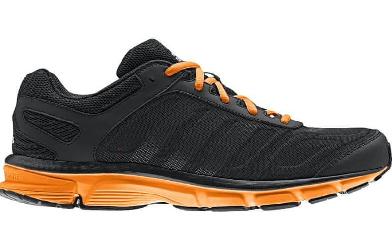 Dedicación El sendero Refinería  Adidas Exerta 2 M Textile Black/Solar Zest/Metallic Silver 8,5 (42,7) -  Parametre | MALL.SK