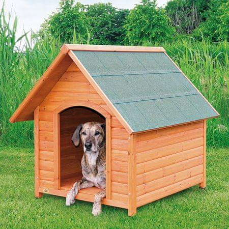 Trixie Fa kutyaház, XL