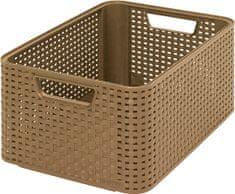 CURVER Úložný box RATTAN Style2 M