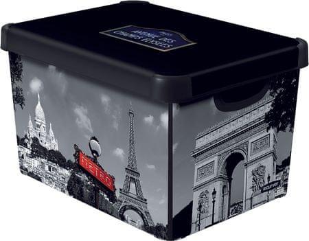 CURVER kutija za pohranu Pariz, 25 l