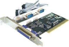 ST Lab PCI razširitvena kartica ST-Lab I-420 1x paralelni/2x serijski