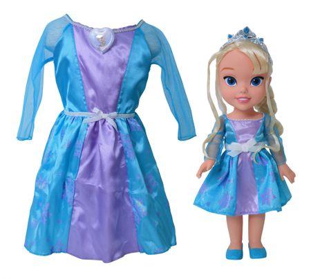 8360ca5569c8 Rubie s Ľadové kráľovstvo - princezná Elsa a detské šaty