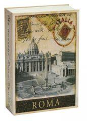 Richter Czech kasetka TS0309 - imitacja książki ROMA