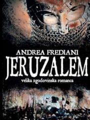 Andrea Frediani: Jeruzalem