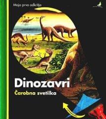 Claude Delafosse: Dinozavri, čarobna svetilka