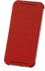 HTC preklopna torbica za HTC One 2/M8, rdeča