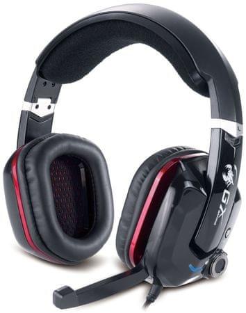 Genius Cavimanus HS-G700V Gaming headset