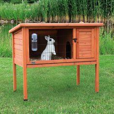 Trixie drvena kućica, 116 x 92 x 63 cm