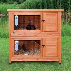Trixie kavez za zeca, 2 kata, 116 x 111 x 65 cm