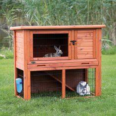 Trixie kavez za zeca, 2 kata, 104 x 97 x 52 cm
