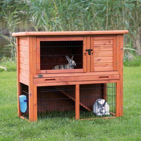 Trixie Klatka dla królików z wybiegiem - 116x97x63cm