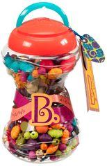 B.toys Spojovacie korálky a tvary Pop Arty 300 ks