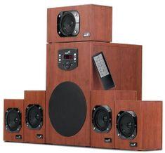 Genius SW-HF5.1 4600 Hangfalrendszer