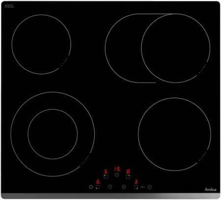 Amica keramička ploča za kuhanje PH6211PT