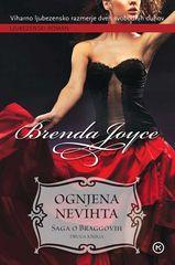 Brenda Joyce: Ognjena nevihta, saga o Braggovih, 2. del