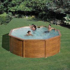 Planet Pool bazen KIT 350 W 350 x 120 cm