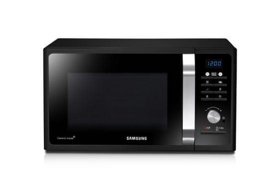 Samsung MS23F301TFK + 10 let záruka na vnitřní povrch - rozbaleno