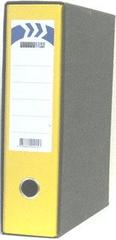 Office Line registrator u kutiji A4/80, žuti