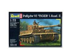 REVELL model czołgu Tiger I AUSF 1:72