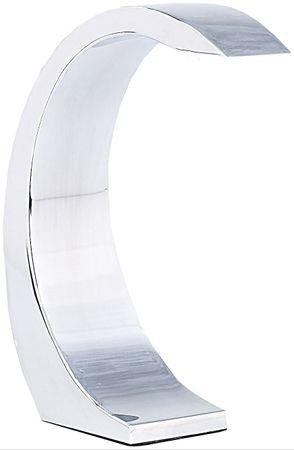 Ceramic Blade Lunartec LED stolná lampa Silver Moon