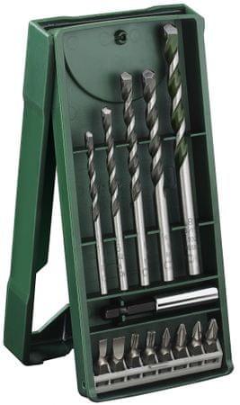 Bosch 14 dílný Multimaterial Mini X-Line Set