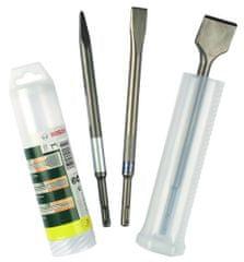 Bosch komplet dlet za vrtalno kladivo SDS-plus (2607019457) 3kos