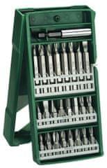 Bosch 25 dielna minisada skrutkovacích bitov X-Line