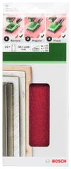 Bosch papier ścierny prostokątny 93 x 230 mm - 10 szt