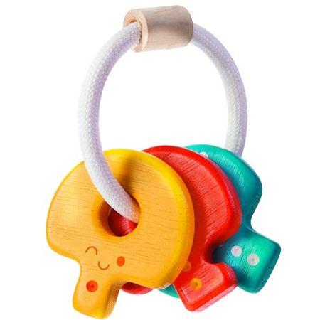 Plan Toys Csörgő kulcsokkal