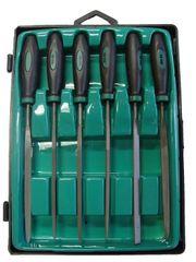 Garnitura orodjarskih pil v PVC škatli