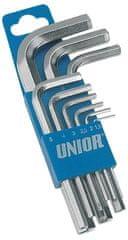 Unior garnitura imbus ključeva 220/3PH, 9 komada