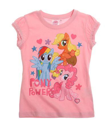 7e00260ad462 My Little Pony MLP-303 ss14 92 světle růžová