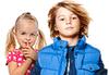 Otroška oblačila in obutev