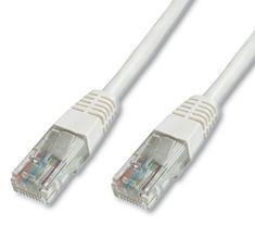 Digitus UTP mrežni kabel Cat5e patch, 1 m, bel