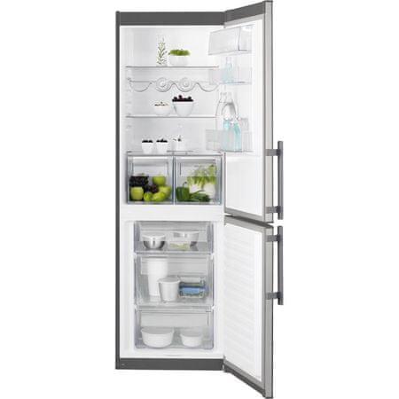 Electrolux EN3601MOX Kombinált hűtőszekrény