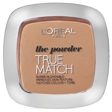 L'Oréal Puder v kamnu True Match, 3.D/3.W