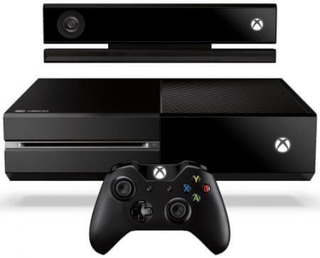 8cebf55b5 Microsoft XBOX One 500GB so senzorom Kinect - Alternatívy   MALL.SK
