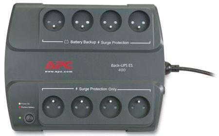 APC zasilacz Back-UPS 400VA (240W)