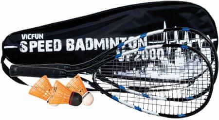 Vicfun Speed 2000 tollaslabda szett