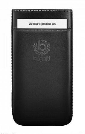 Bugatti zaščitna torbica PP - SA - I9500 Samsung Galaxy S4, črna